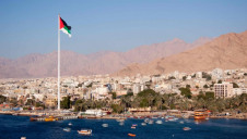The development is situated to the north of Aqaba, Jordan's only coastal city